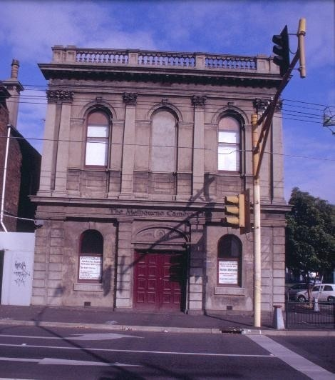 h00538 1 former freemasons hall south melbourne exterior east she project 2003