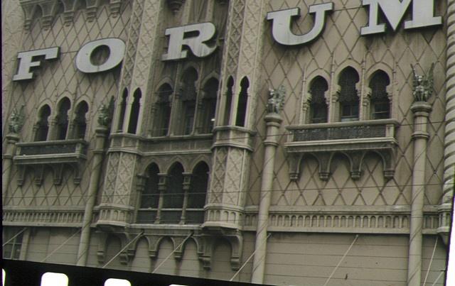 h00438 former state theatre flinders street melbourne front detail sign