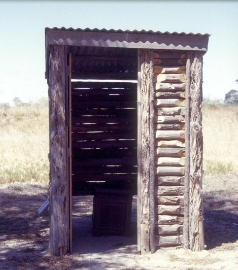 h00688 kow plains homestead cowangie privy she project 2003