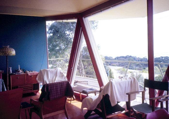 h01906 mccraith house atunga terrace dromana interior she project 2003