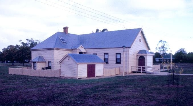 h00544 1 mechanics institute free library king and cowan street toongabbie north west view she project 2003