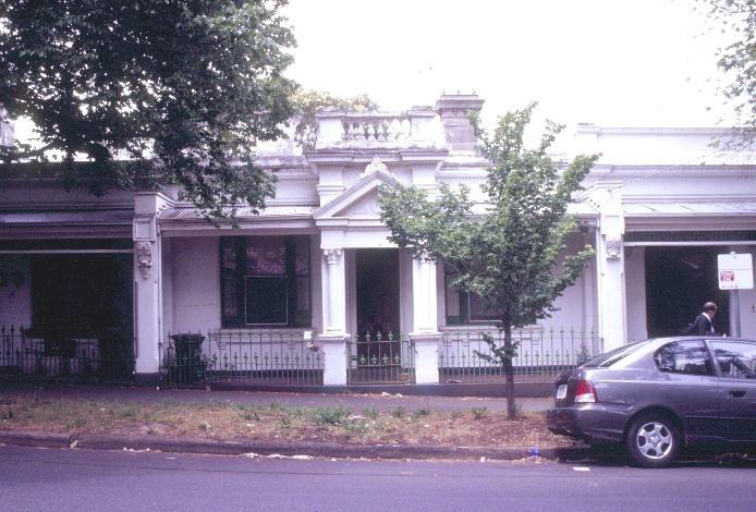 h01205 nathans terrace 12 wellington street facade she project 2004