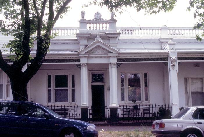 h01205 nathans terrace 6 wellington street facade she project 2004