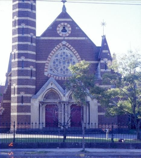 h00864 1 st georges uniting church chapel street st kilda front view she project 2003