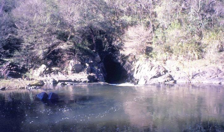 h01990 1 thomson river diversion tunnel entrance