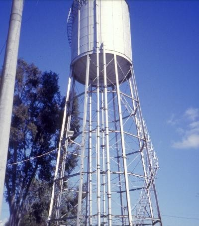 h01833 water tower and tank millard street wangaratta tower and pipeworks she project 2003
