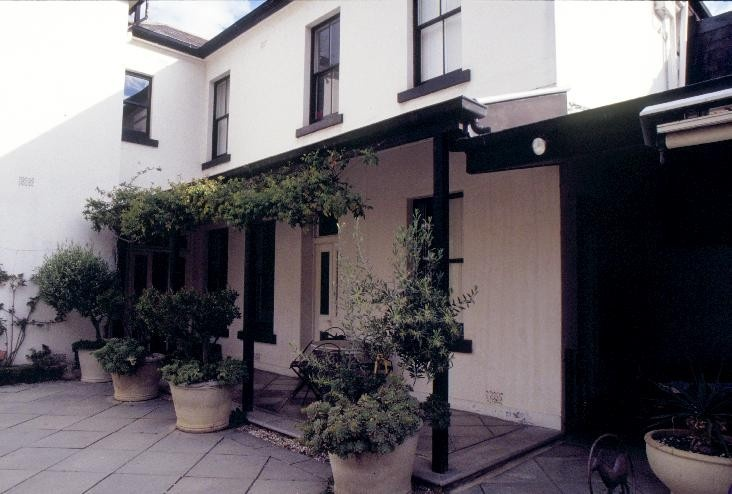 h00761 wilgah burnett st st kilda back verandah she project 2003