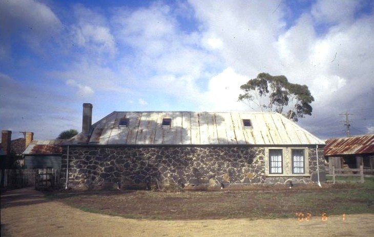 h00979 ziebells farm gardenia st thomastown view of farmhouse she project 2003