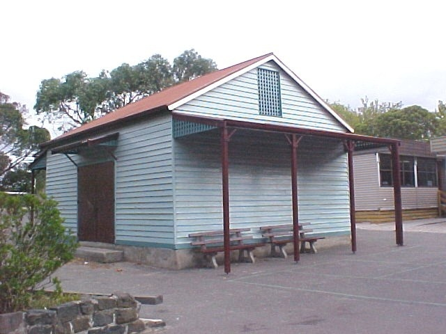 h01714 primary school no 33 dana street ballarat shelter shed