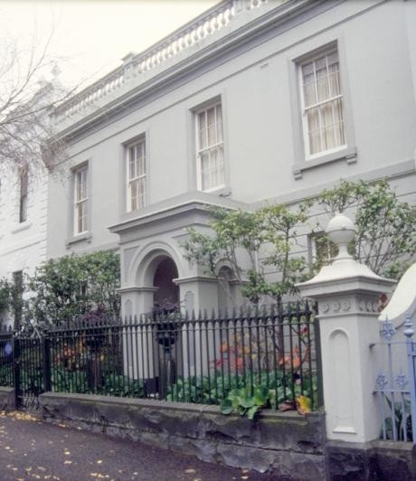 h00060 fairhall hotham along street east melbourne front
