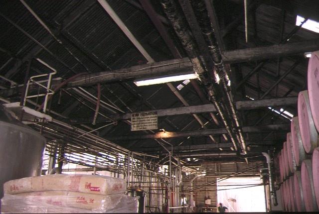 h01099 mildara blass distillery wentworth road merbein interior storage apr1995