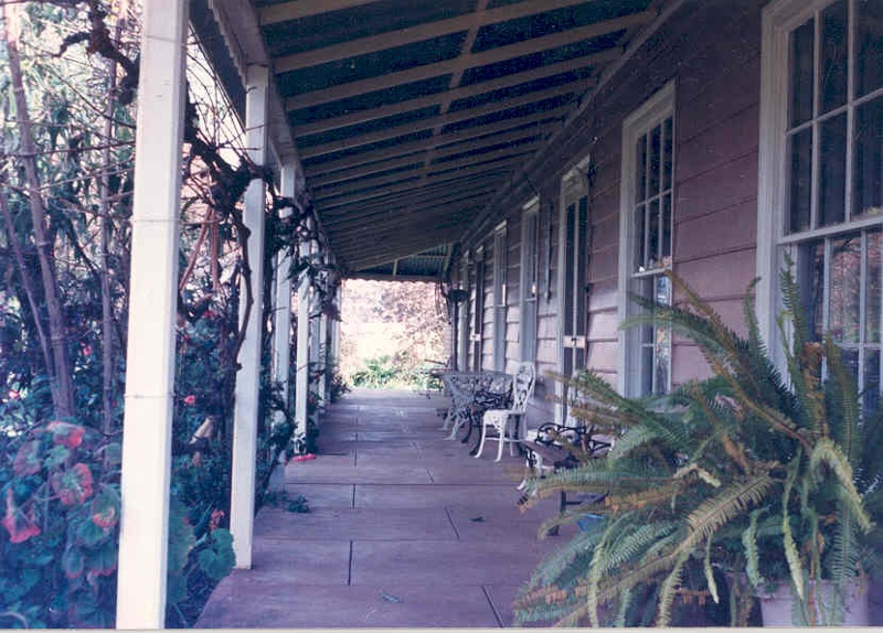 h00779 glenalbyn grange gillespie road inglewood eastern verandah she project 2003