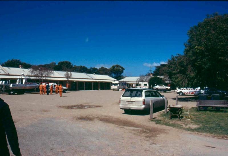 h01090 fort franklin portsea barracks and parade ground 0903 mz