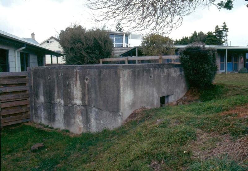 h01090 fort franklin portsea bunker 01 0903 mz