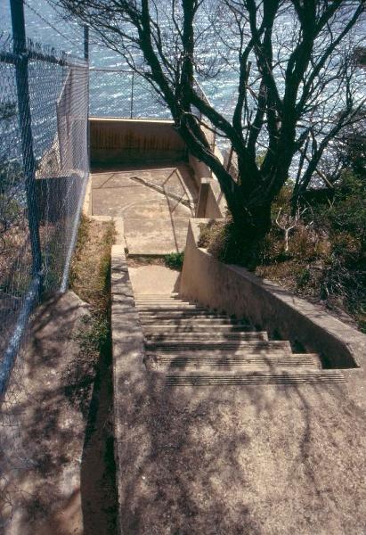 h01090 fort franklin portsea forward observation post 0903 mz