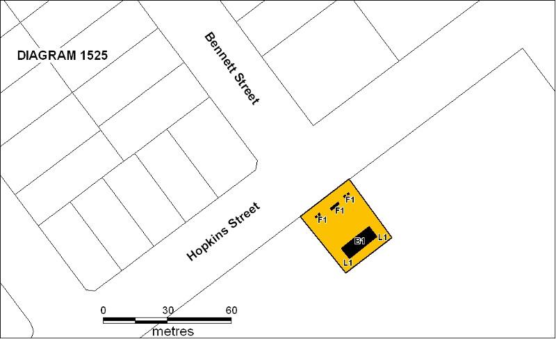 h01525 winchelsea grandstand plan