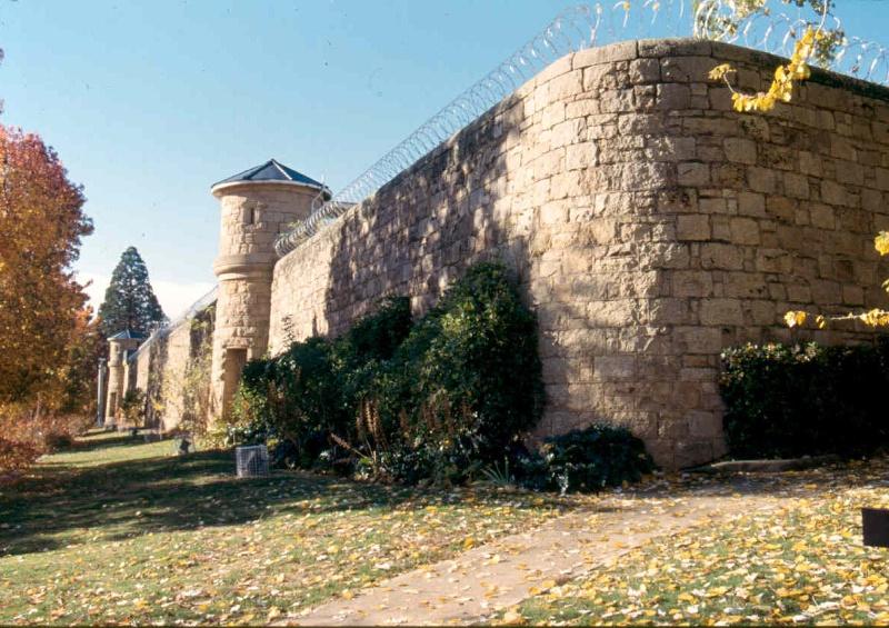h01549 h m prison william street beechworth south west corner june2004