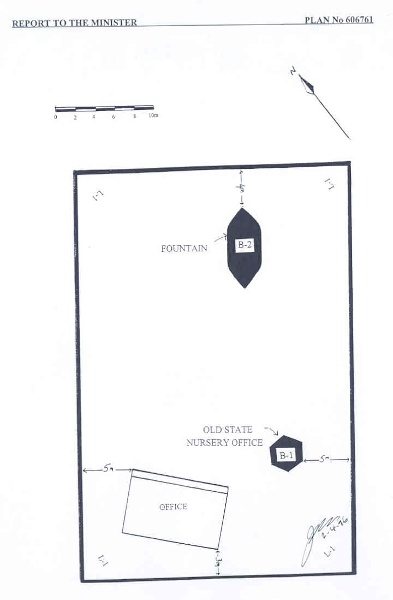 h01192 state nursery office creswick plan