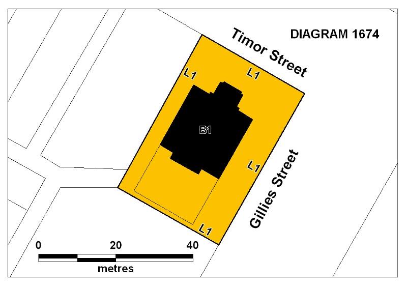 h01674 warrnambool courthouse plan