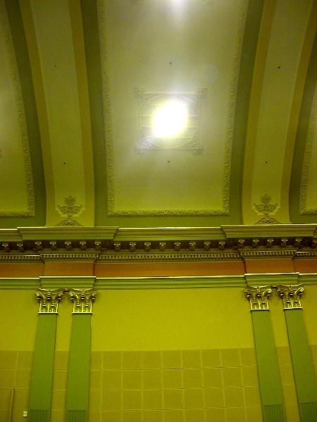 h00203 prahran town hall interior detail may05