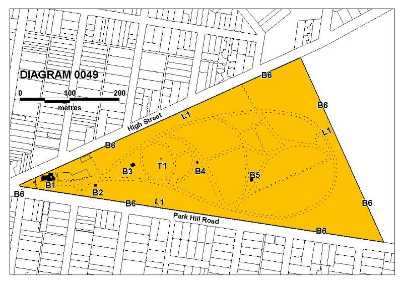 h00049 boroondara cemetery plan