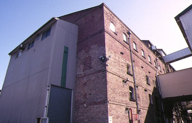 h01311 colonial sugar refinery whitehall street yarraville retail packing house