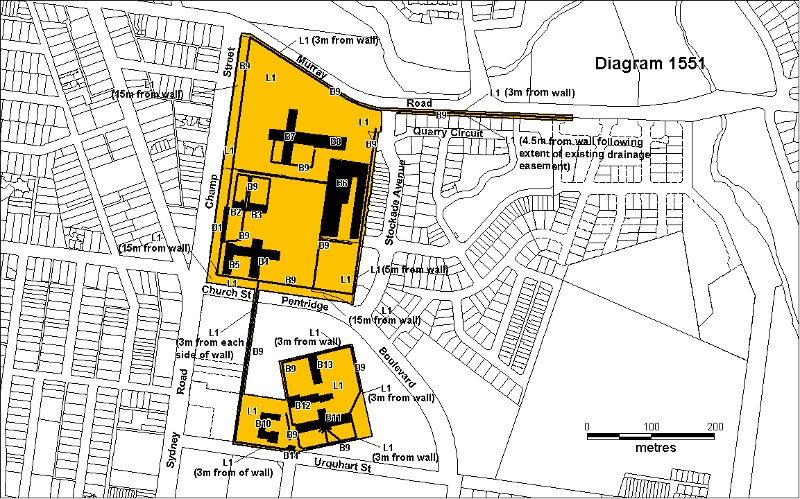 h01551 pentridge plan amended july 2005