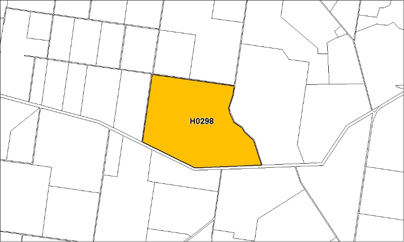 H0298 locality plan