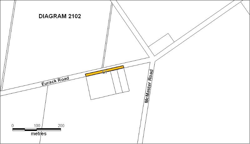 H2102 Eurack avenue of honour plan