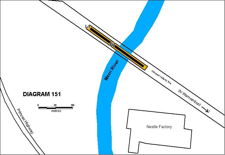 0151 Dennington Bridge plan