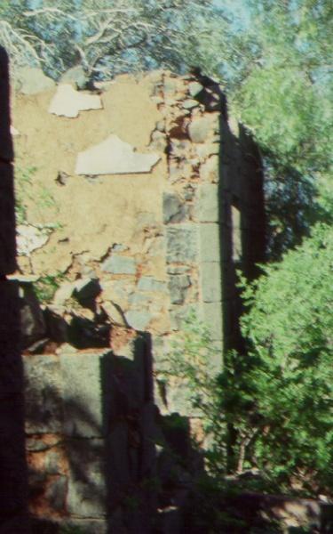 Rockbank Wall