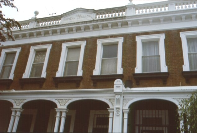 Nepean Terrace East Melbourne Front