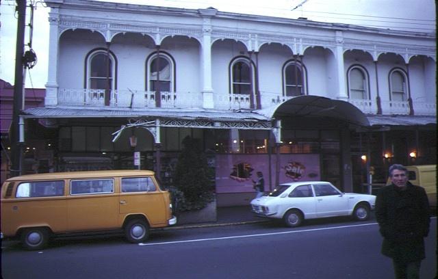 380 Lygon Street Carlton Front View