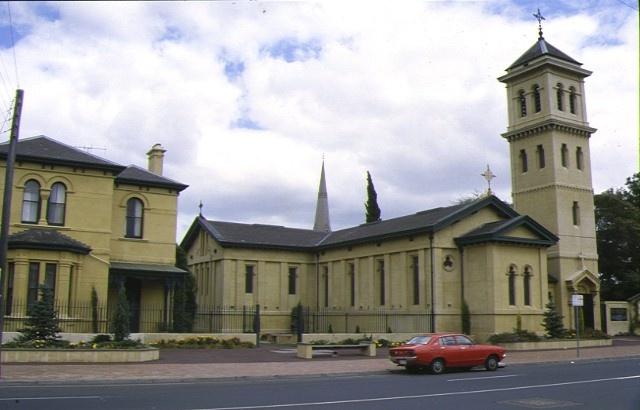 Christ Church Brunswick Front View