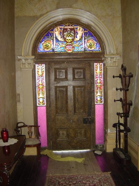 2063 Colbinabbin Homestead front door internal October 2005 mz