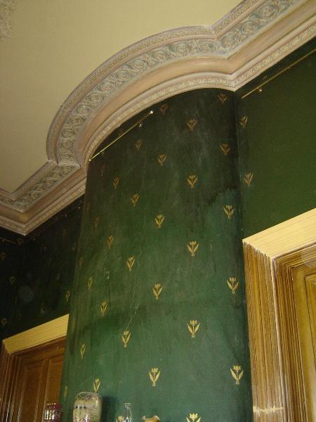 2063 Colbinabbin Homestead Decoration Dining Room October 2005 mz