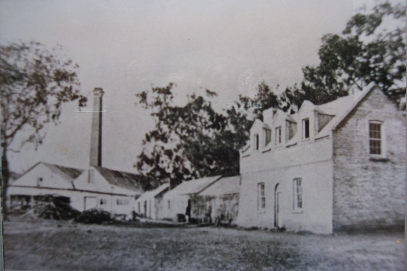 2063 Colbinabbin Homestead Former Woolscour and Assocoiated Buildings date unknown