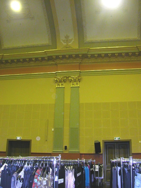 Prahran Town Hall Interior May 05