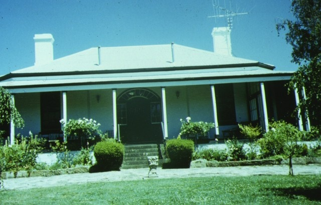 Habbies Howe Homestead Seymour Front View