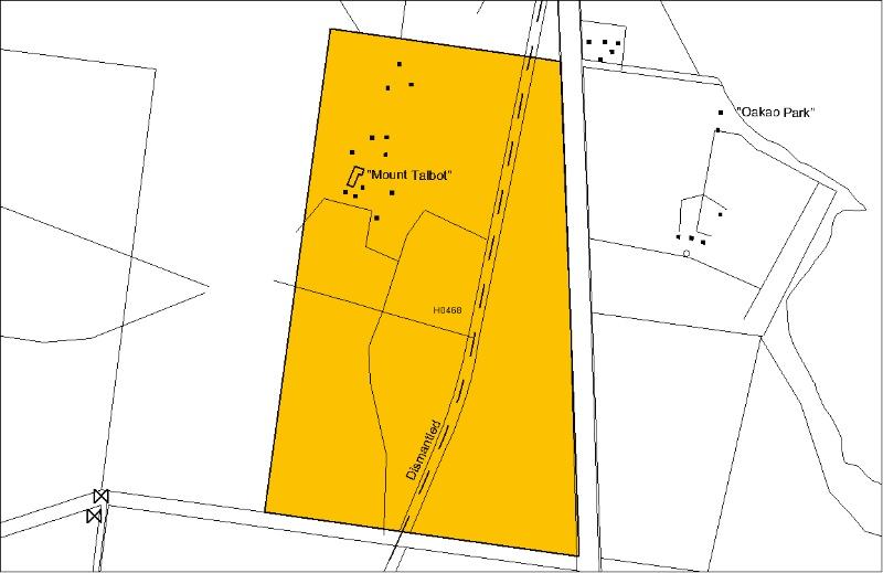 Mt Talbot Homestead Plan
