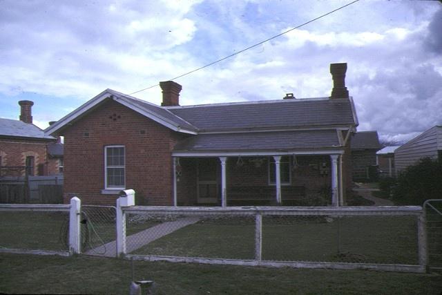 Former Police Residence& Lockup Talbot Police Quarters Jun 1981