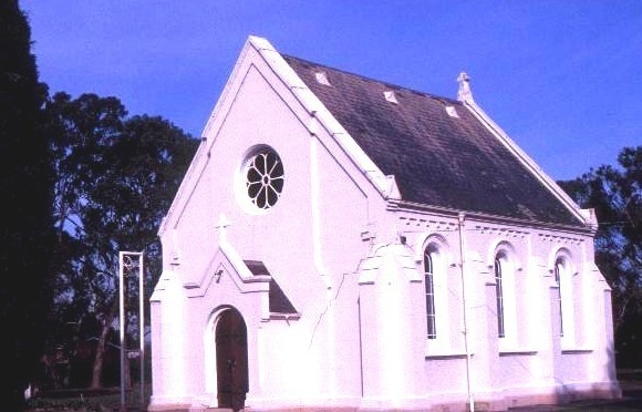 St Marks Anglican Church Albert St Rosedale North West Profile