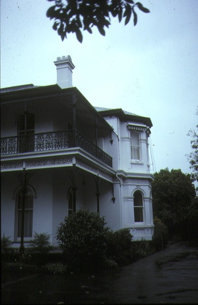 Ulimaroa St Kilda Road St Kilda Bay Window View May 1986