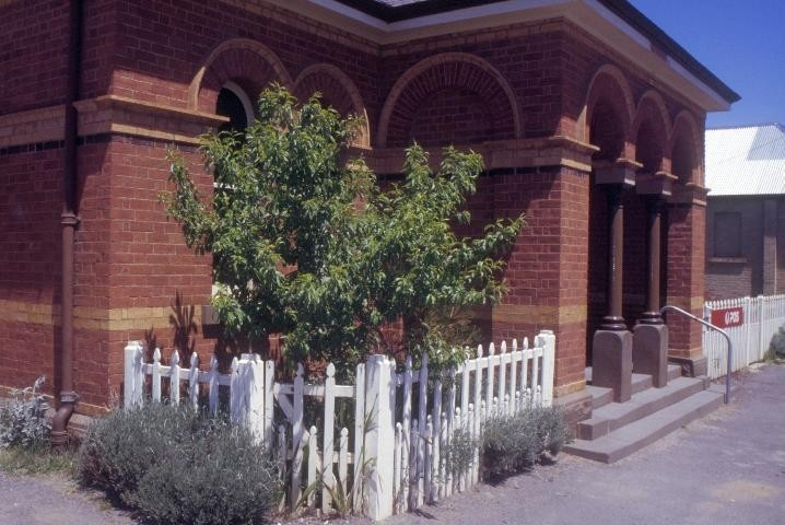 Former Chewton Post Office Pyrenees Hwy Chewton North East Conrner SHE Project 2004