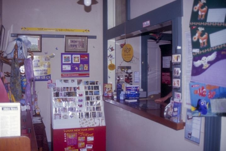 Former Chewton Post Office Pyrenees Hwy Chewton Public Space SHE Project 2004
