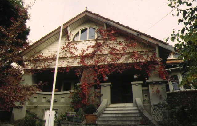 Glendalough Cashmere Street Ascot Vale Front View May 1996