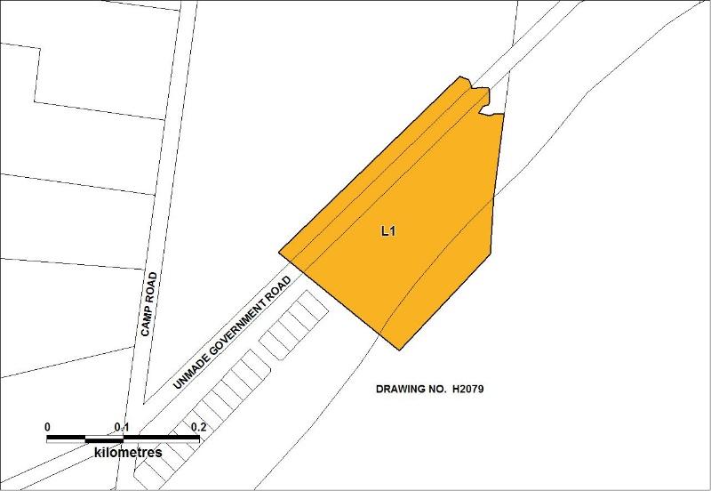 H2079 H 2079 Convinving Ground extent