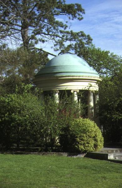 Royal Botanic Gardens Birdwood Avenue South Yarra Gazebo