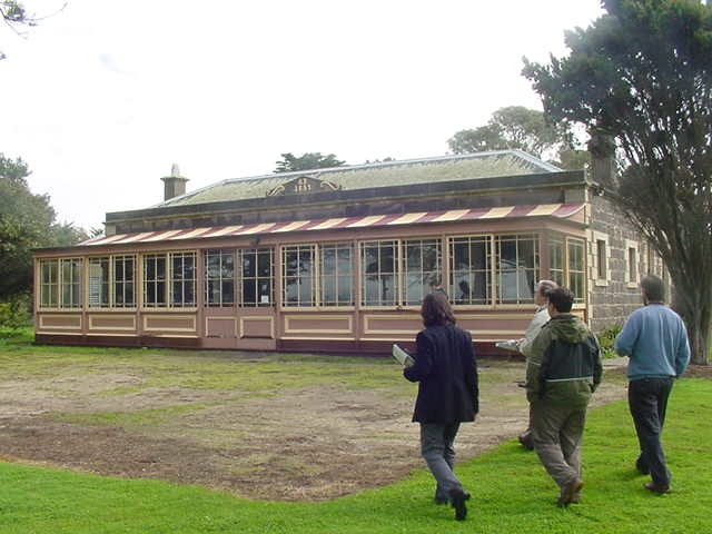 Point Cook Homestead Front Facade