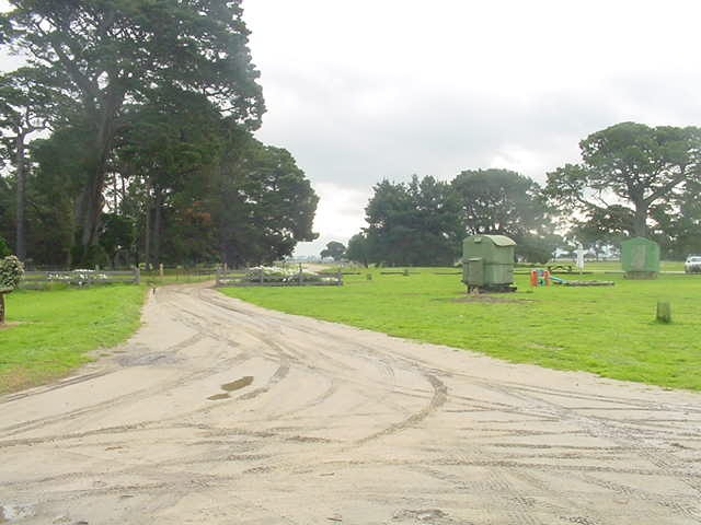 Point Cook Homestead Entrance